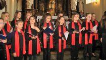 Koncert pasyjny wkościele o. Franciszkanów wWieluniu