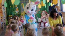Zając Wielkanocny odwiedził dzieci wPublicznym Przedszkolu nr2 wWieluniu
