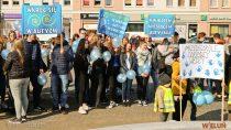 Ulicami Wielunia przeszedł III Niebieski Marsz Dla Autyzmu