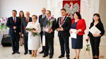 39 par zgminy Wieluń świętowało wMalinowym Dworze Złote Gody