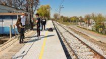 PKP Polskie Linie Kolejowe S.A wznowiło przejazdy pociągów przezstację Wieluń Miasto