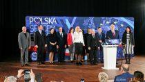Prezes Prawa iSprawiedliwości Jarosław Kaczyński odwiedził Wieluń