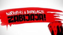 """Policja ostrzega: """"Narkotyki idopalacze zabijają"""" – ruszyła kampania edukacyjno – profilaktyczna"""