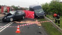 Śmiertelny wypadek wRudzie. Zginął 61-letni mieszkaniec powiatu wieluńskiego