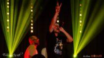 WWieluńskim Domu Kultury zabrzmiała muzyka hip-hopowa – wystąpił Sitek