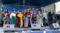 Nawieluńskim Podwalu zokazji Dni Otwartych Funduszy Europejskich przygotowano liczne atrakcje dla mieszkańców Wielunia