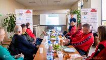 Łukasz Tomczyk przeprowadził szkolenie trenerów wWKS Siatkarz Wieluń