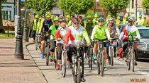 Zanami XXIII inauguracja sezonu rowerowego wWieluniu