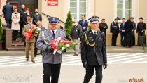 Uroczyste obchody  wWieluniu 228. rocznicy uchwalenia Konstytucji 3 Maja