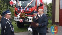 OSP Raczyn wzbogaciło się onowy pojazd ratowniczo-gaśniczy