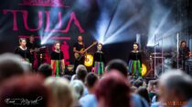 Zespół Tulia bawił wieluńską publiczność podczas Dni Wielunia 2019