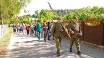 V Marsz Nadwarciańskim Szlakiem Wojny Obronnej 1939 r.