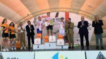 Sukces Dominiki Włodarczyk wMistrzostwach Polski juniorek wjeździe indywidualnej naczas