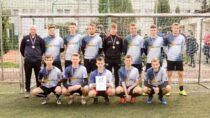 Reprezentacja piłki nożnej chłopców ZS 2 Wicemistrzem Rejonu Szkół Ponadgimnazjalnych