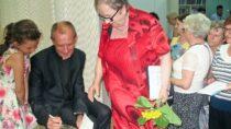 Wmiejskiej bibliotece można się było spotkać zpoetą ks.Bogdanem Blajerem