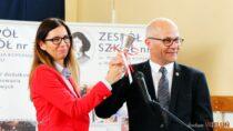 WZespole Szkół nr3 im.M. Kopernika wWieluniu odbyło się uroczyste zakończenie roku szkolnego 2018/2019