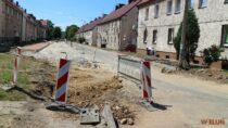 Zapomniana przebudowa ulic: Paderewskiego, Skłodowskiej iStruga