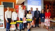 Natalia Matuszek zZS nr1 zwycięzcą wXIV Powiatowym Turnieju Wiedzy zPrzedsiębiorczości