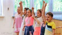 WSpółdzielczym Domu Kultury uczczono Dzień Dziecka irozmawiano oopiece paliatywnej