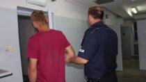 Pijany motocyklista uciekał przedpolicją