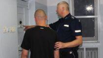 Wieluńska policja zatrzymała sprawców pobicia