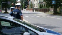 """Policja prowadzi działania dla poprawy bezpieczeństwa wruchu drogowym orazochrony środowiska """"SMOG"""""""