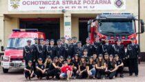 OSP Mokrsko obchodziło jubileusz 110 lat swojego istnienia
