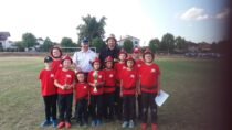 Drużyny zOSP Opojowice zwycięzcami wGminnych Zawodach Sportowo-Pożarniczych jednostek OSP