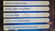 Informacja odnośnie płatności dokonywanych narachunek Gminy Wieluń