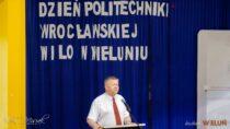 """WILO im.T. Kościuszki wWieluniu odbył się """"Dzień Politechniki Wrocławskiej"""""""