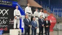 Karatecy zwieluńskiego Klubu Karate Tradycyjnego medalistami XIX Ogólnopolskiego Pucharu Dzieci wTradycyjnym Karate-Do
