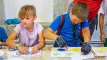 Wyprawa przezpustynię czyli kreatywna propozycja muzeum wakacyjnych warsztatów dla dzieci