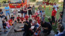OSP Opojowice przygotowało dla mieszkańców bogaty wwydarzenia festyn strażacki