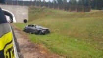 Trzy osoby ranne, wtym dziecko, podczas wypadku nadrodze S8