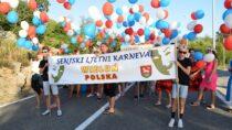 """Młodzież z""""Domku Harcerza"""" podczas edukacyjnej wycieczki zwiedziła Chorwację"""