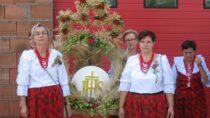 Dożynki parafialne wparafii św.Marii Magdaleny wOżarowie