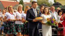 WDąbrowie odbyły się Dożynki Gminy Wieluń 2019