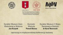 """Wmuzeum nastąpi otwarcie wystawy """"Świadkowie mówią…. 1 września 1939"""" awkinie """"Syrena"""" odbędzie się konferencja"""