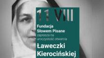 """WWieluniu powstanie """"Ławeczka Kierocińskiej"""" upamiętniająca Matkę Teresę Janinę Kierocińską"""