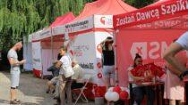 WMokrsku zorganizowano Dzień Zdrowia orazakcję rejestracji dawców szpiku