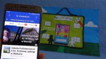 Szkoła Podstawowa nr4 wWieluniu wygrała mobilną pracownię multimedialną wOgólnopolskim Konkursie #OSEWyzwanie