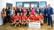 ZS nr1 ma dofinansowanie zministerstwa nabudowę sali gimnastycznej wwysokości ponad 2,8 mln zł.