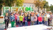 Wieluń uczcił Międzynarodowy Dzień Pokoju