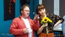 WPowiatowej Bibliotece Publicznej wWieluniu odbył się finisaż wystawy malarstwa Marii Antonowskiej
