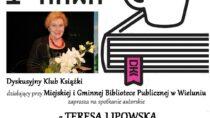 Spotkanie autorskie z aktorką Teresą Lipowską