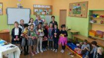Konkurs recytatorski wSP wKomornikach zokazji 125 rocznicy urodzin Juliana Tuwima