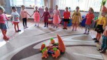 WPublicznym Przedszkolu nr2 święto obchodziła Marchewka