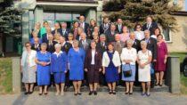 18 par małżeńskich zterenu Gminy Pątnów obchodziło Jubileusz 50-lecia Pożycia Małżeńskiego