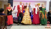 Klub Seniora przy OSP wDąbrowie zorganizował spotkanie zmieszkańcami 80+