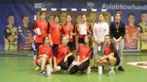 Historyczne zwycięstwo drużyny dziewcząt zSP nr4 wWieluniu wwojewódzkim finale piłki ręcznej
